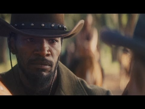 Jamie Foxx and Quentin Tarantino on Django Unchained