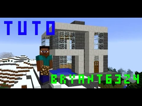 Sp cial episode 10 minecraft comment cr er une belle maison youtube - Comment creer une belle maison sur minecraft ...