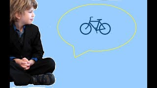 How to ride a bicycle without training wheels (advanced)
