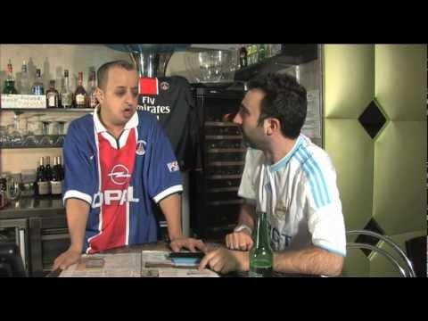 LE CLASSICO - Episode 18 - OM/PSG Le Classico Booder/Madenian