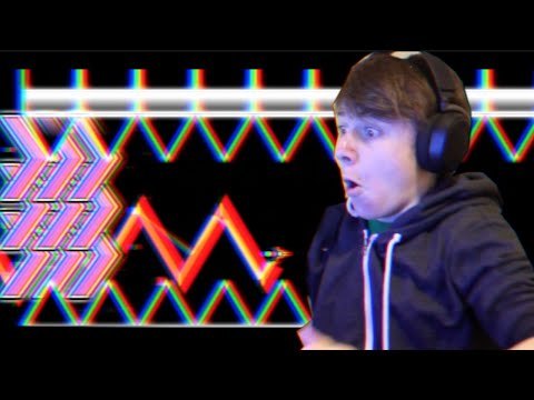 The CRAZIEST Spam Wave Challenge EVER! - Geometry Dash Magic Levels | ChrisCredible