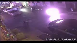 Robbery on Barracks Street