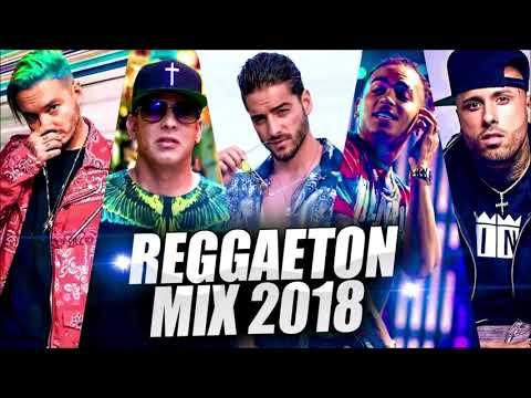 Reggaeton Verano Junio 2018 LO MAS NUEVO Estrenos Reggaeton 2018 Ozuna, Nicky Jam, J Balvin, Maluma