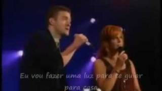 Reba McEntire  ft Justin timberlake  - The only promise that remains