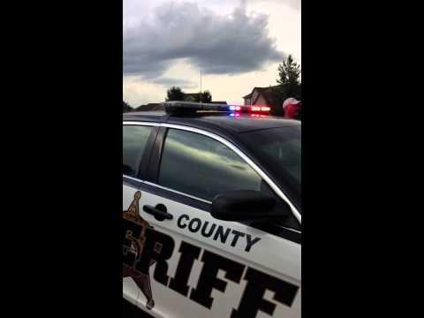 Anoka County,MN police car