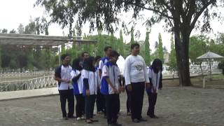 Yel yel Kreatif Bikin Ngakak - LP3I Banda Aceh