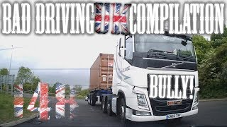 Bad Driving UK Compilation 148