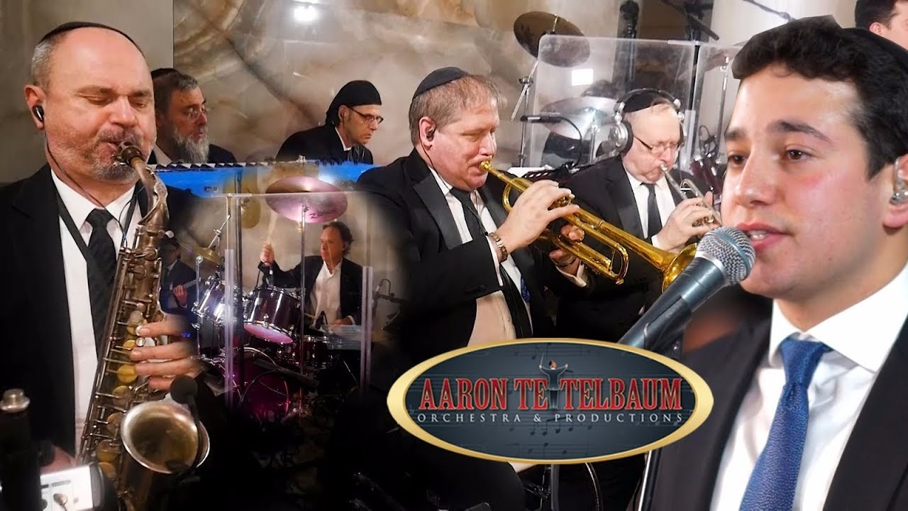 "Moshe Tischler ""Dinner Medley"" An Aaron Teitelbaum Production I משה טישלער"