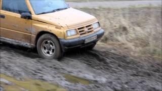 Chevrolet Geo Tracker OffRoad