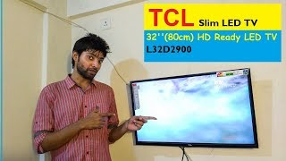 """TCL 32"""" (80cm) HD Ready LED TV Review - Best LED TV Under ₹ 15,000 in India?"""