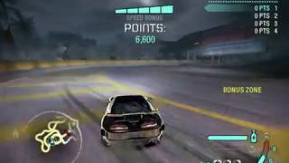 Need For Speed Carbon Drift City Corthouse Supra 1 014 641 ZV