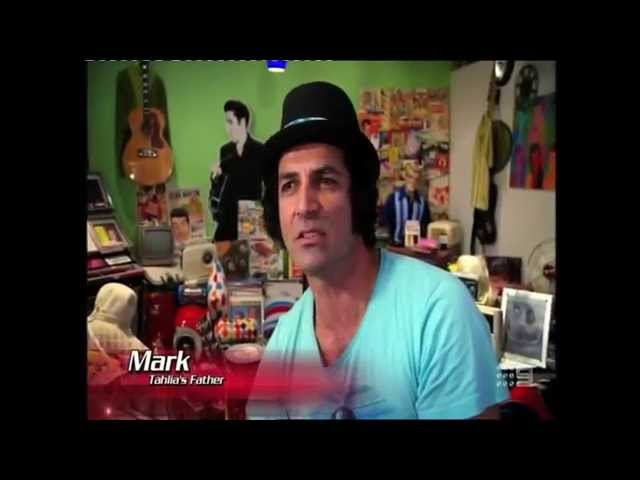 THE VOICE INTERVIEW MARK ANDREW & TAHLIA TABONE