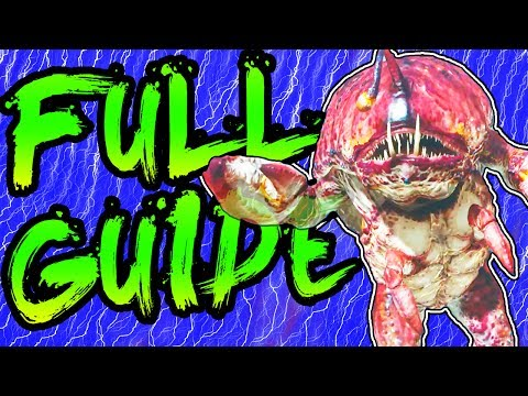 Thumbnail: FULL ATTACK OF THE RADIOACTIVE THING EASTER EGG GUIDE & BOSS FIGHT TUTORIAL INFINITE WARFARE ZOMBIES