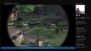 Last of us normal pt 13 (Game play focus)