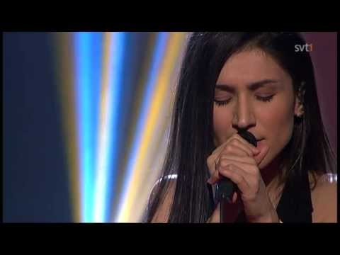 Laleh - Some Die Young on Skavlan - Best possible quality
