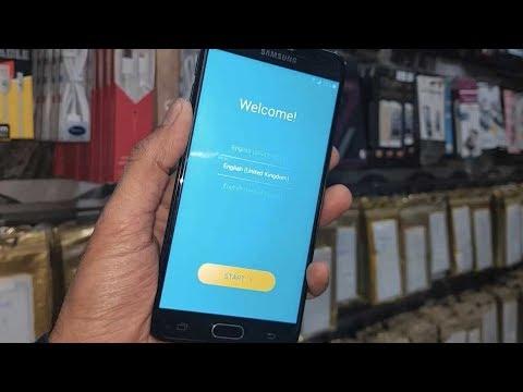 Samsung Galaxy J2 (2016, 2015, 2018) Bypass Google account
