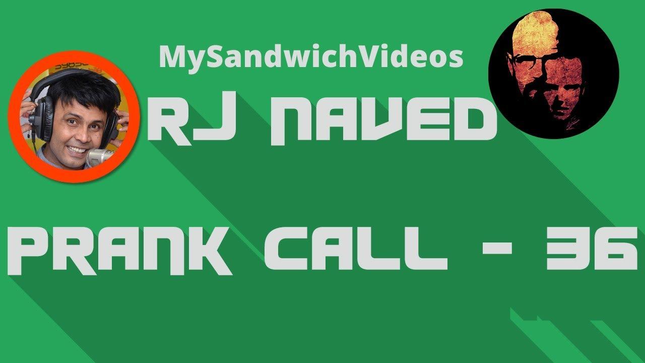 Buri Nazar Waale - RJ Naved Prank Call 36