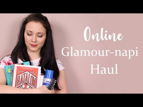 Online Galmour-napi Haul 2018 | My Comfort Zone for You