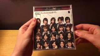 AKB48 SET LIST ~Greatest Songs 2006-2007~ (SET LIST ~グレイテストソングス 2006-2007~) Unboxing