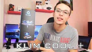 LE MEILLEUR REFROIDISSEUR POUR PC PORTABLE ! Klim COOL +
