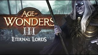 EXCLUSIVE - Age of Wonders III: Eternal Lords - Frostling and Necromancer Unveiled