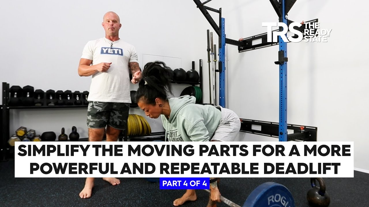 Simplify the Moving Parts for a More Powerful and Repeatable Deadlift (4 of 4)