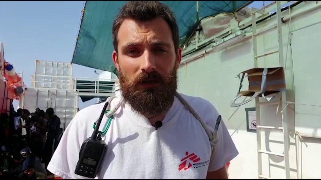 """Ocean Viking, ok allo sbarco dei 182 migranti. Medico Msf: """"Sollievo e felicità a bordo"""""""