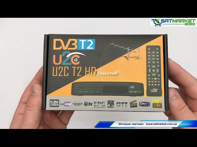 Видео обзор U2C T2 Internet