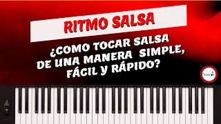 Curso de Piano- Música Cristiana - Clase 14 Introducción A La  Salsa