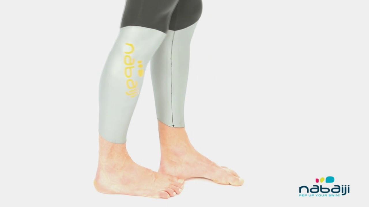 34e017602 Roupa de neoprene para natação em águas abertas Nabaiji - Exclusividade  Decathlon