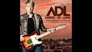 Andres de León   Como Empezar de Nuevo Disco Completo