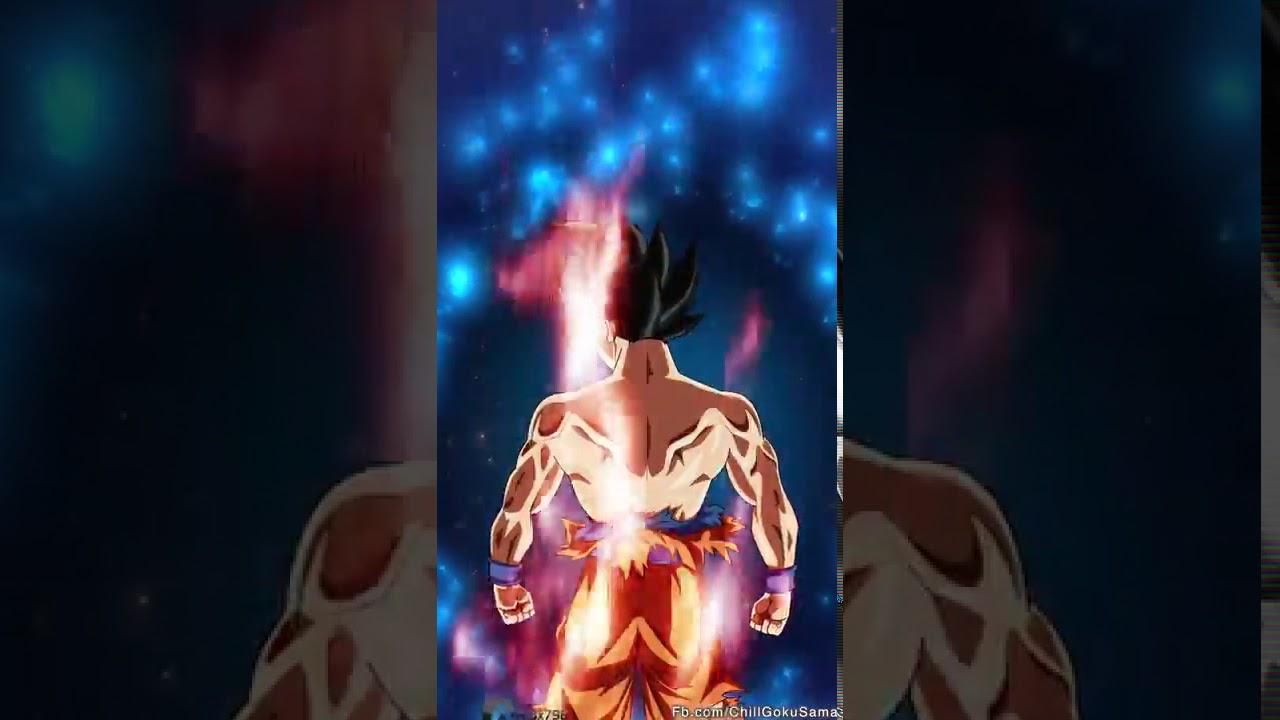 Goku ultra instinct live wallpaper - YouTube