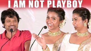 I was Worried to act with SJ Suryah – Priya Bhavani Shankar Reveals