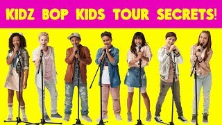 Kidz Bop Kids Tour Tell All