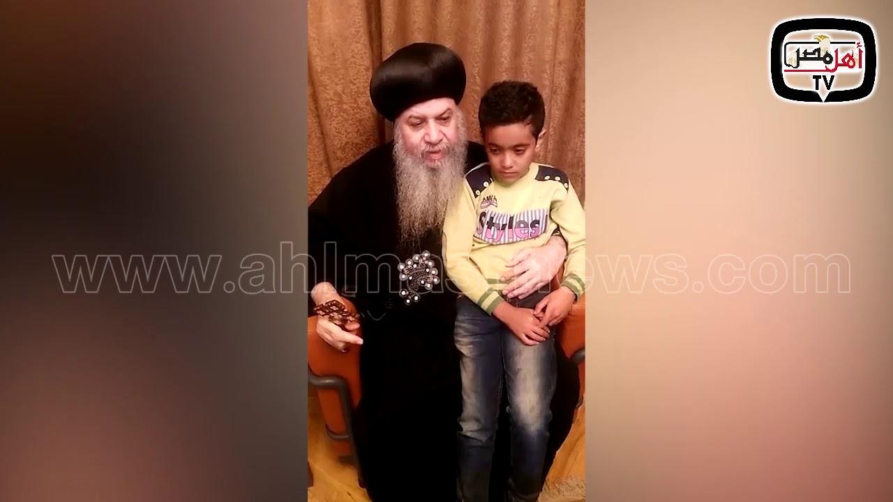 أهل مصر | أصغر ناجي  من حادث دير الانبا صموئيل يروي لحظات الهجوم الإرهابي