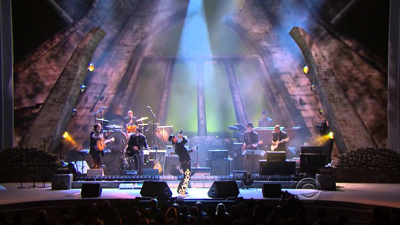 Tribute To Led Zeppelin 35th Kennedy Center Honors Youtube