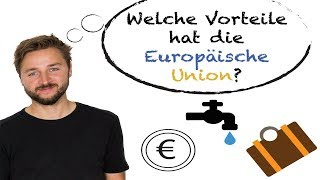 Die Vorteile der EU