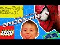 Spiderman Lego Blindbag Opening Moto Stars Marvel Toys