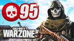 NEW RECORD! 95 KILL GAME in CoD WARZONE! (Best Loadout)