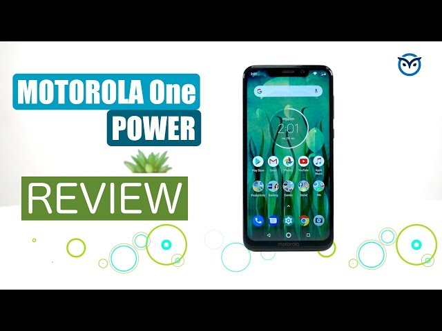 Motorola One Power Comes Preloaded With Exclusive Features