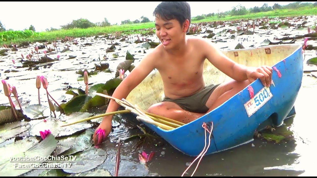 Bắt Cá Về Nấu Lẩu Mắm ☆ Góc Chia Sẻ