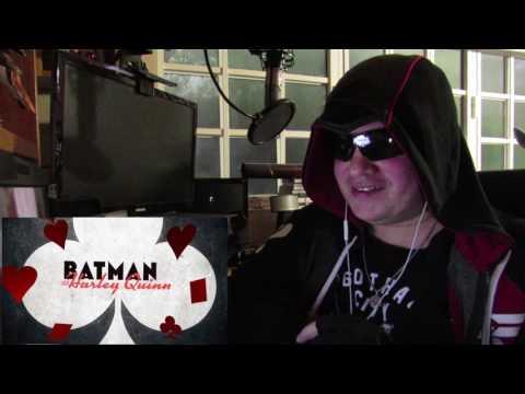 Batman And Harley Quinn Final Trailer Reaction Video