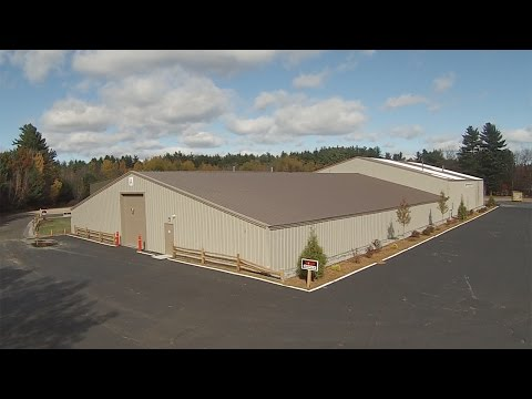 RV & Car Storage Facility New Hampshire - Vault Motor Storage