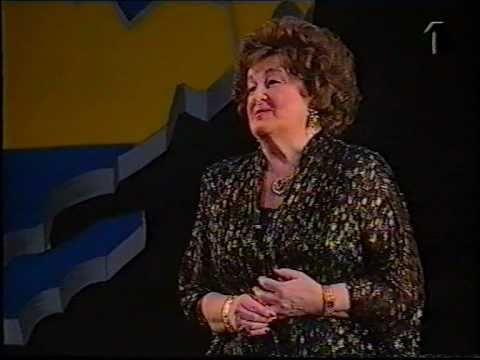 Birgit Nilsson - Skånsk dansvisa