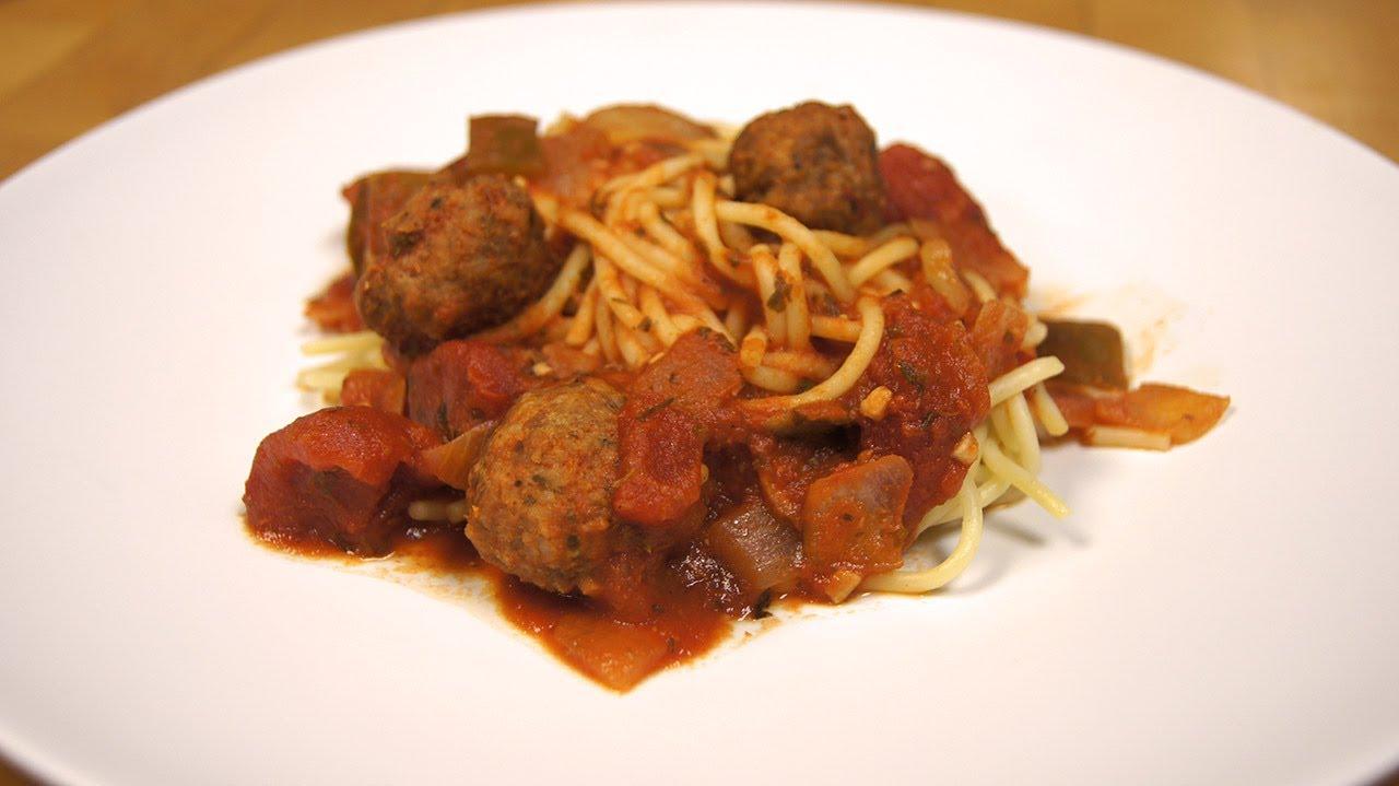 Pork Neck Bone Spaghetti Sauce Recipe Youtube