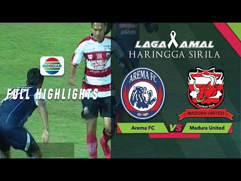 Arema Fc 1 Vs 1 Madura United Full Highlight Laga Amal Haringga Sirila Youtube