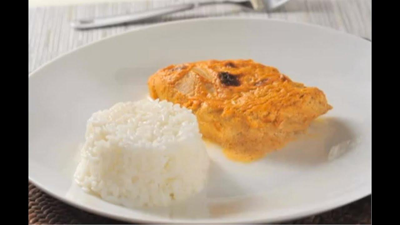 Pechugas de pollo en crema de chipotle chipotle cream - Pechuga d pollo en salsa ...