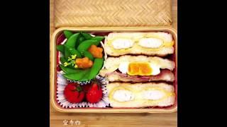 《食譜。作法》漢堡包(培根起司蛋、雞肉起司)