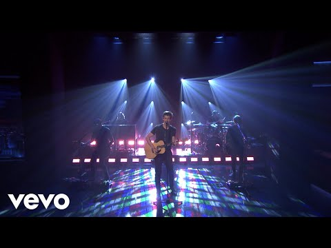 Shawn Mendes - Lost In Japan (Live On The Tonight Show Starring Jimmy Fallon / 2018)