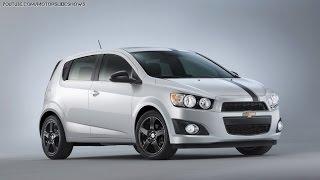 Chevrolet Sonic Accessories concept - 2014 SEMA Show